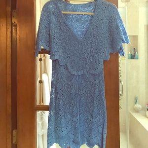 Nightcap blue lace mini
